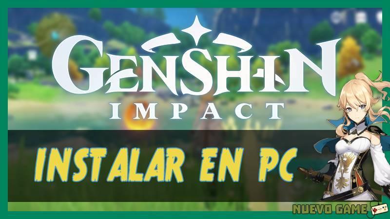 Genshin Impact Para Pc Instalar Apk En Windows Y Mac