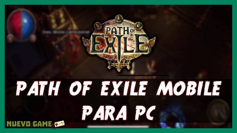 Path Of Exile Mobile para pc