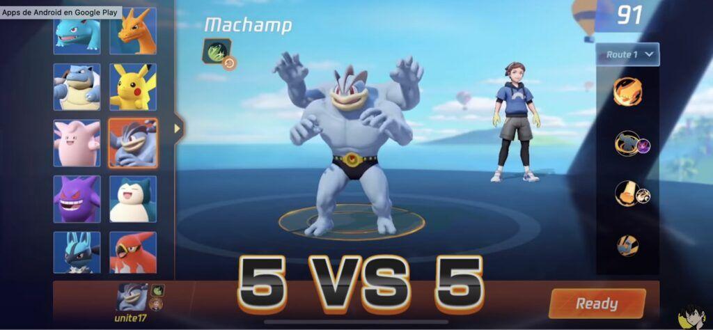 Pokémon Unite descargar pc