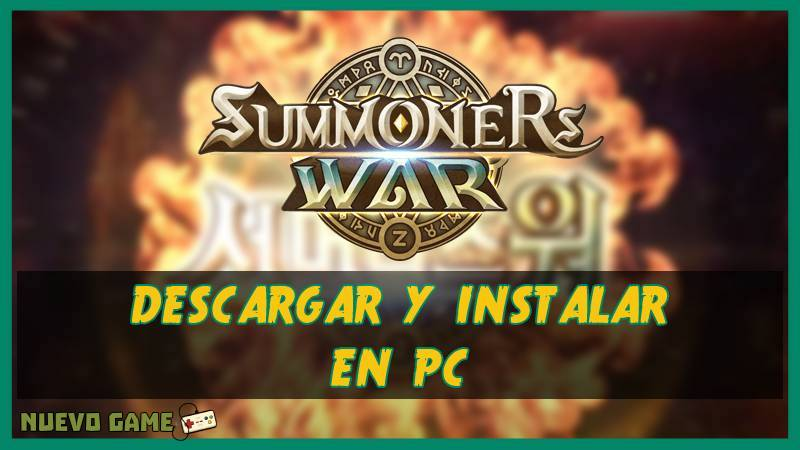 Summoners War Chronicles mobile para pc