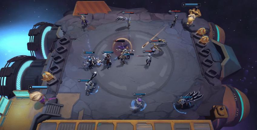 Teamfight Tactics para pc