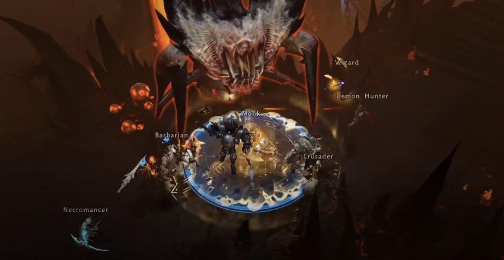 instalar Diablo Immortal para PC windows mac