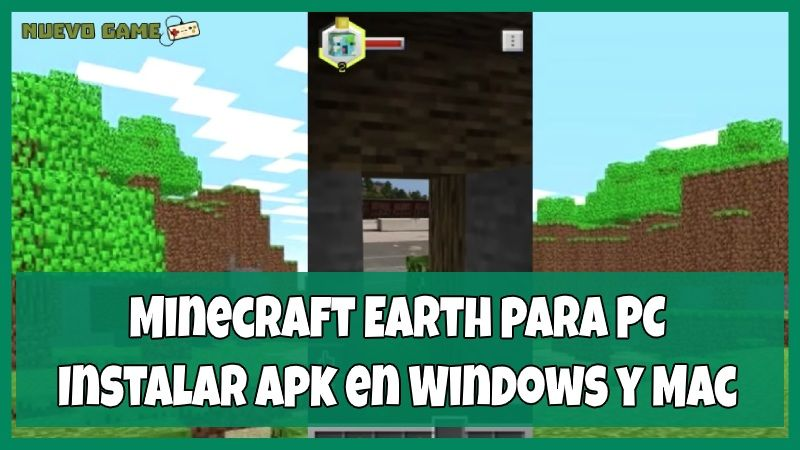 descargar Minecraft Earth para PC