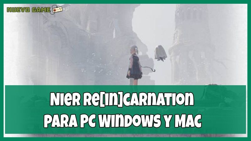 descargar NieR Re in carnation para PC